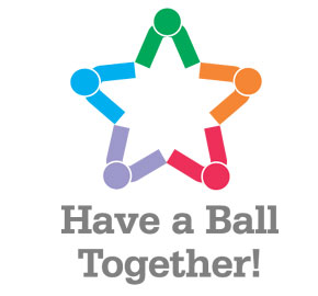Have a Ball Together logo